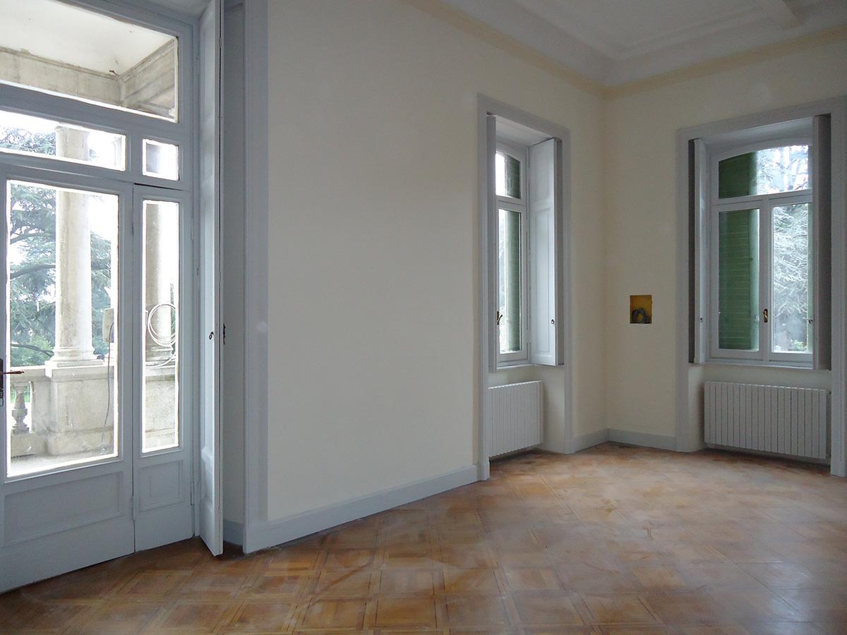 Perico-Renato-Alzano Lombardo (BG) - Biblioteca comunale - Consolidamento 1
