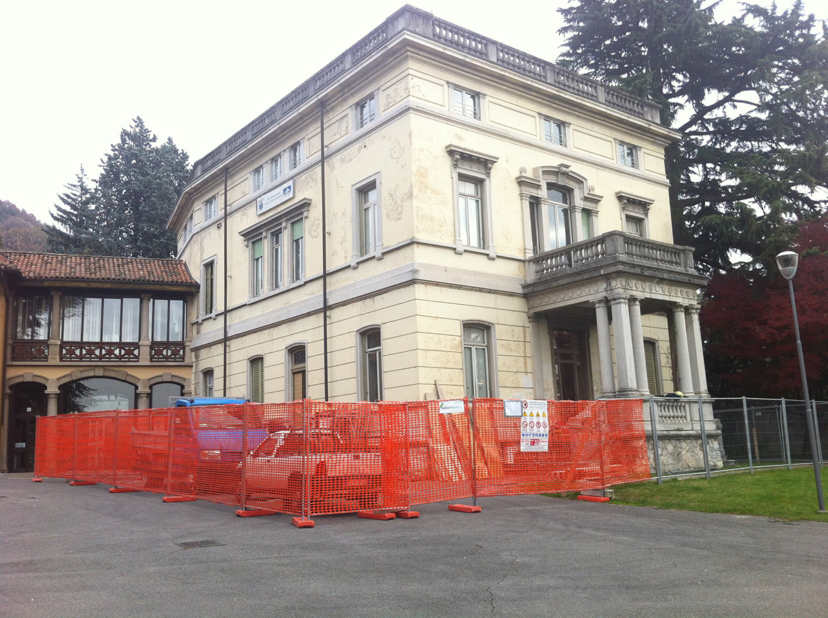 Perico-Renato-Alzano Lombardo (BG) - Biblioteca comunale - Consolidamento 11