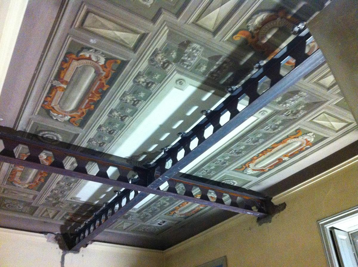 Perico-Renato-Alzano Lombardo (BG) - Biblioteca comunale - Consolidamento 2