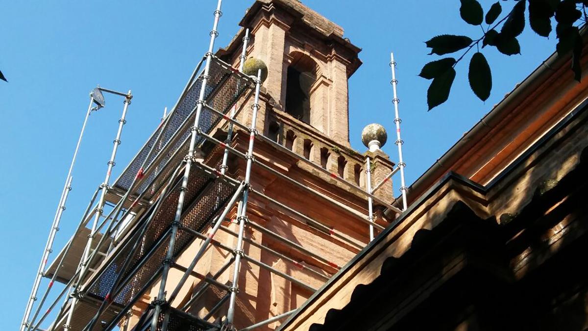 Perico-Renato-Ferrara - Palazzo della Procura - Adeguamento sismico 11
