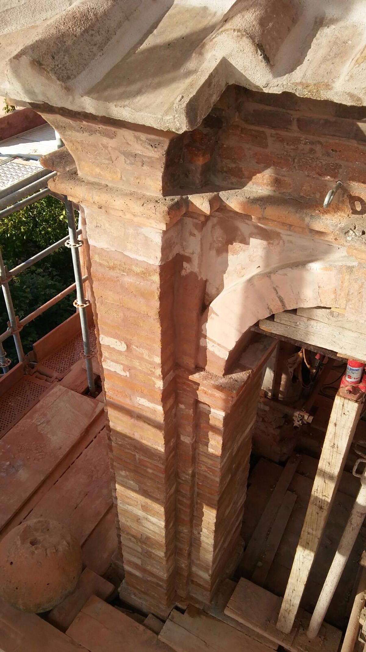 Perico-Renato-Ferrara - Palazzo della Procura - Adeguamento sismico 18