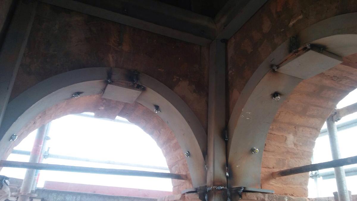 Perico-Renato-Ferrara - Palazzo della Procura - Adeguamento sismico 19