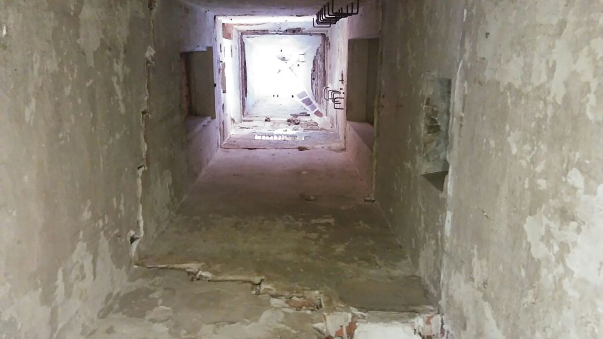 Perico-Renato-Ferrara - Palazzo della Procura - Adeguamento sismico 21