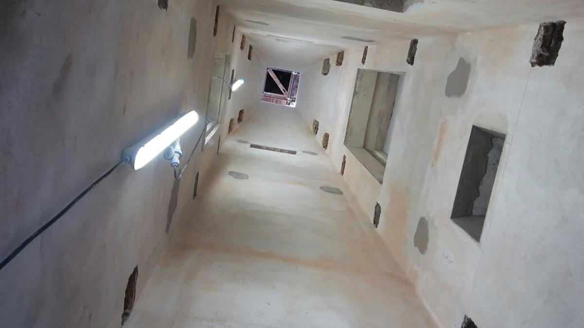 Perico-Renato-Ferrara - Palazzo della Procura - Adeguamento sismico 22