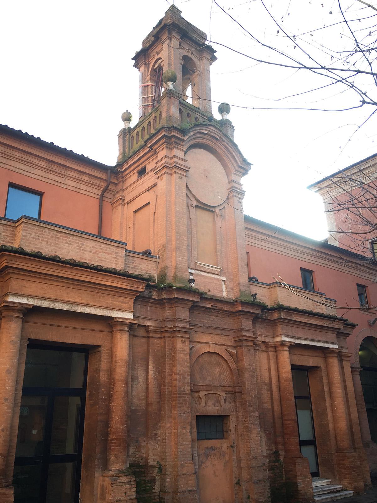 Perico-Renato-Ferrara - Palazzo della Procura - Adeguamento sismico 25