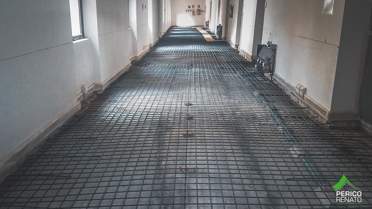 Perico-Renato-Ferrara - Palazzo della Procura - Adeguamento sismico 9