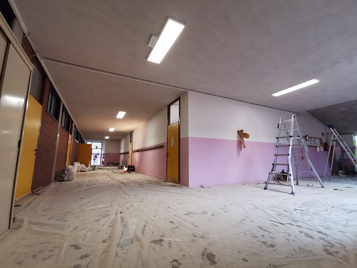 Perico-Renato-Mozzo (BG) - Scuola comunale - Antisfondellamento 13