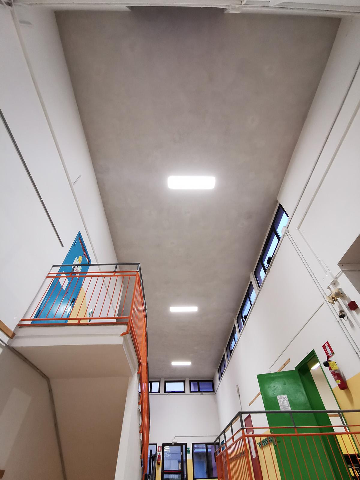 Perico-Renato-Mozzo (BG) - Scuola comunale - Antisfondellamento 14