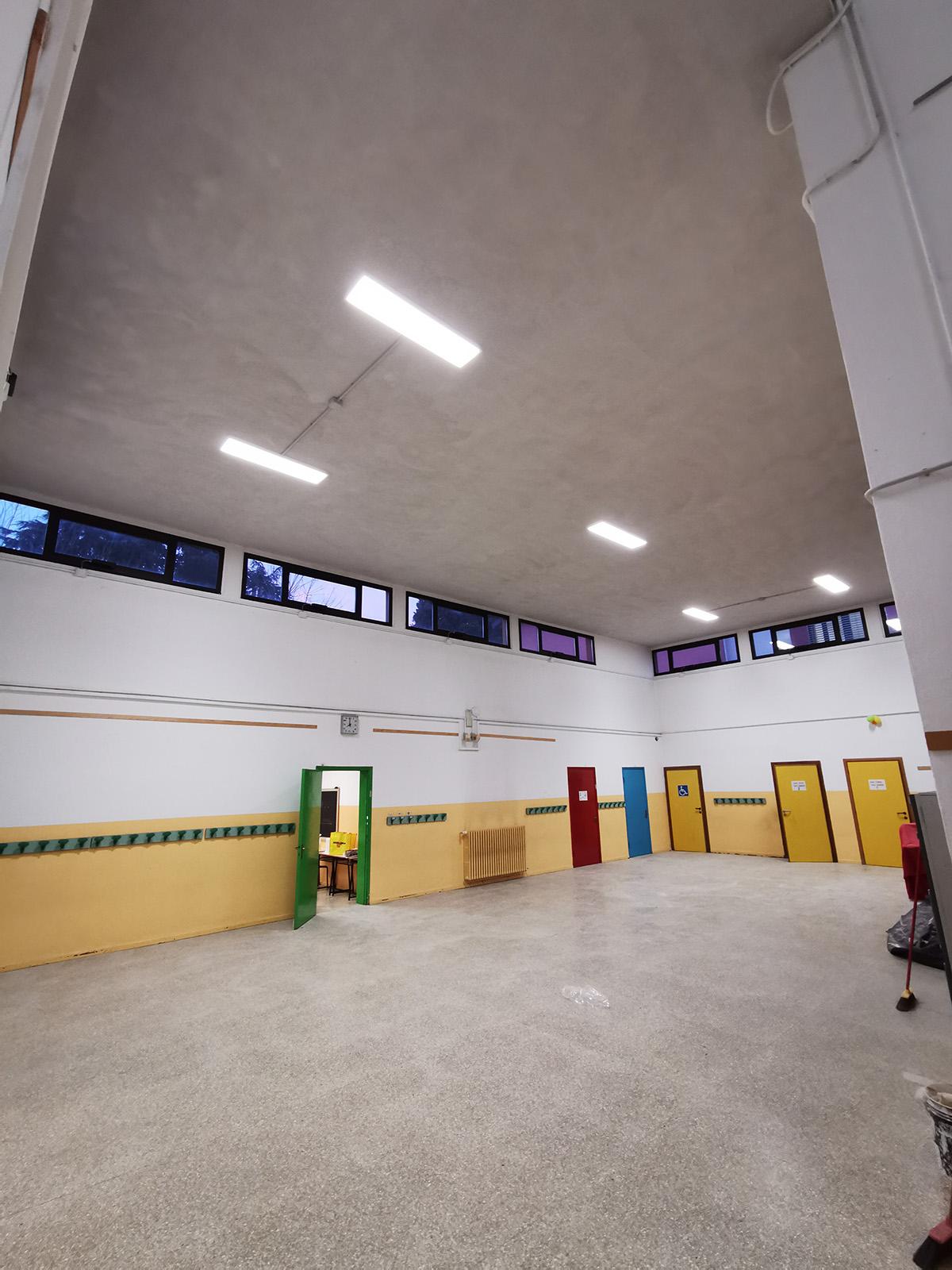 Perico-Renato-Mozzo (BG) - Scuola comunale - Antisfondellamento 15