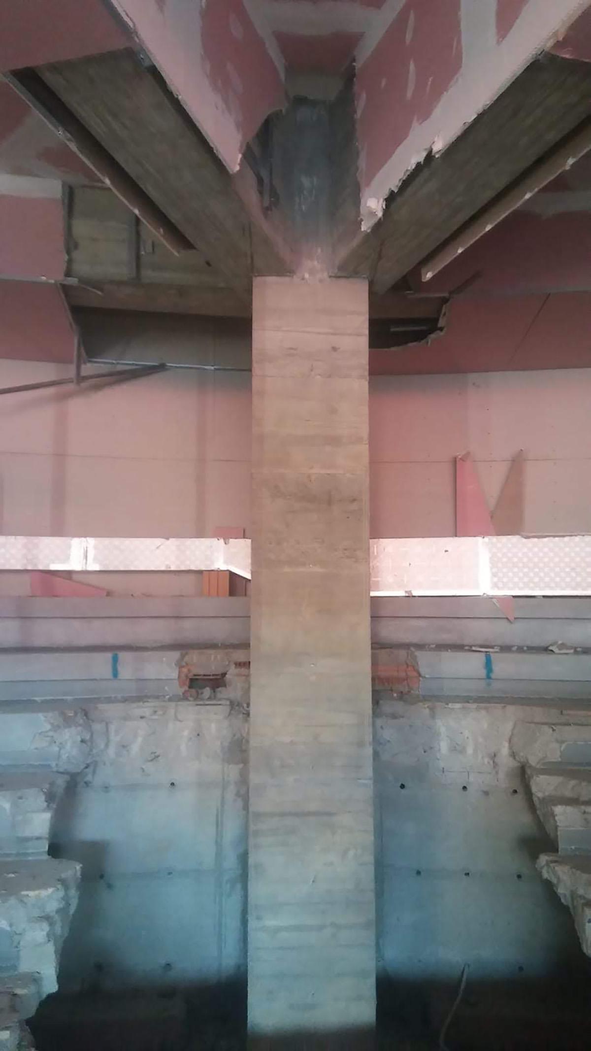 Perico-Renato-Mozzo (BG) - Scuola comunale - Consolidamento 11