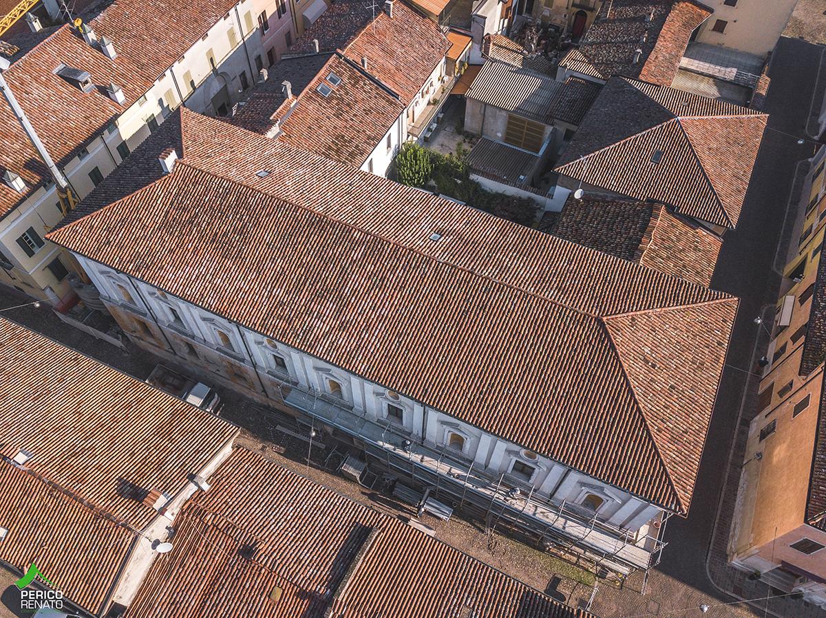 Perico-Renato-Sabbioneta (MN) - Teatro all'Antica - Adeguamento sismico 20