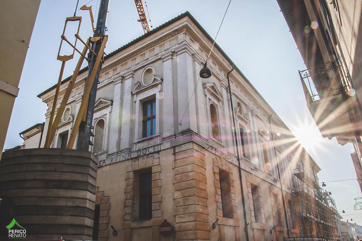 Perico-Renato-Sabbioneta (MN) - Teatro all'Antica - Adeguamento sismico 3