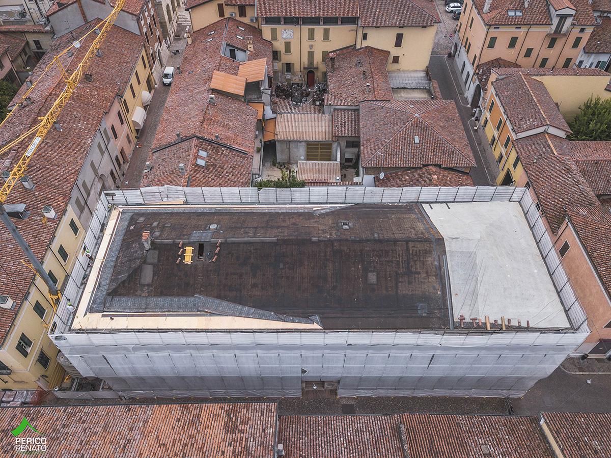 Perico-Renato-Sabbioneta (MN) - Teatro all'Antica - Adeguamento sismico 5