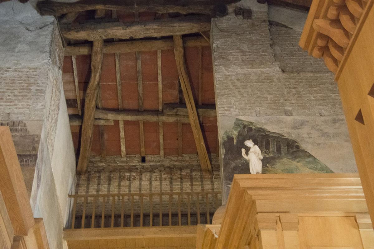 Perico-Renato-Sabbioneta (MN) - Teatro all'Antica - Adeguamento sismico 7