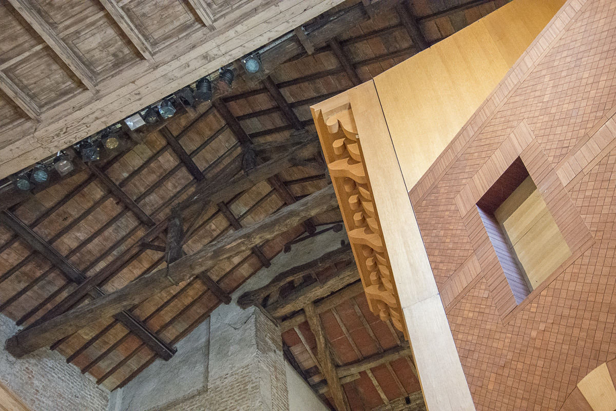 Perico-Renato-Sabbioneta (MN) - Teatro all'Antica - Adeguamento sismico 8