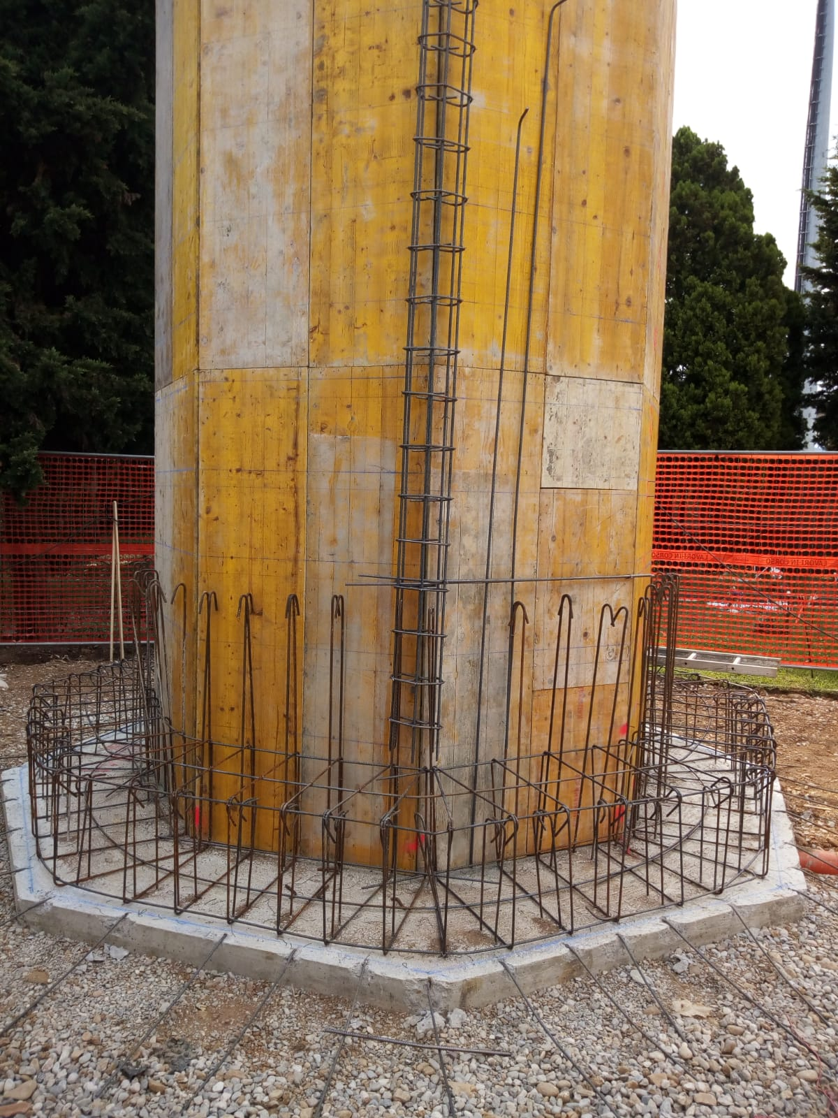 Bergamo - Cimitero monumentale - Nuovi cinerari 5