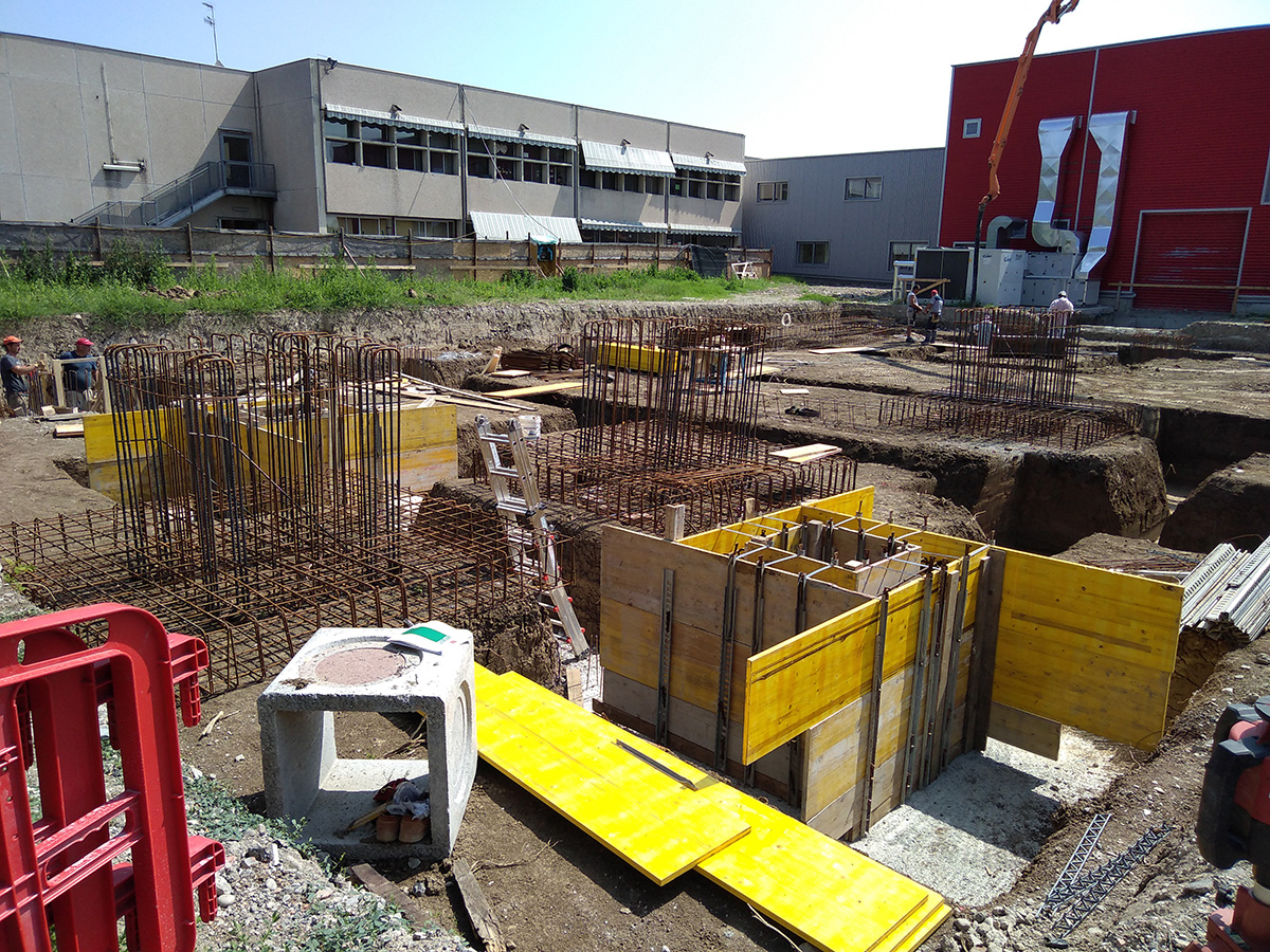 Perico-Renato-Parma - Teatro - Nuova costruzione 14