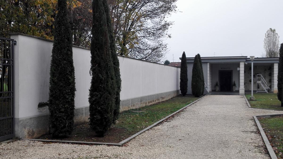 Perico-Renato-Trenzano (BS) - Cimitero comunale - Nuovi loculi 10