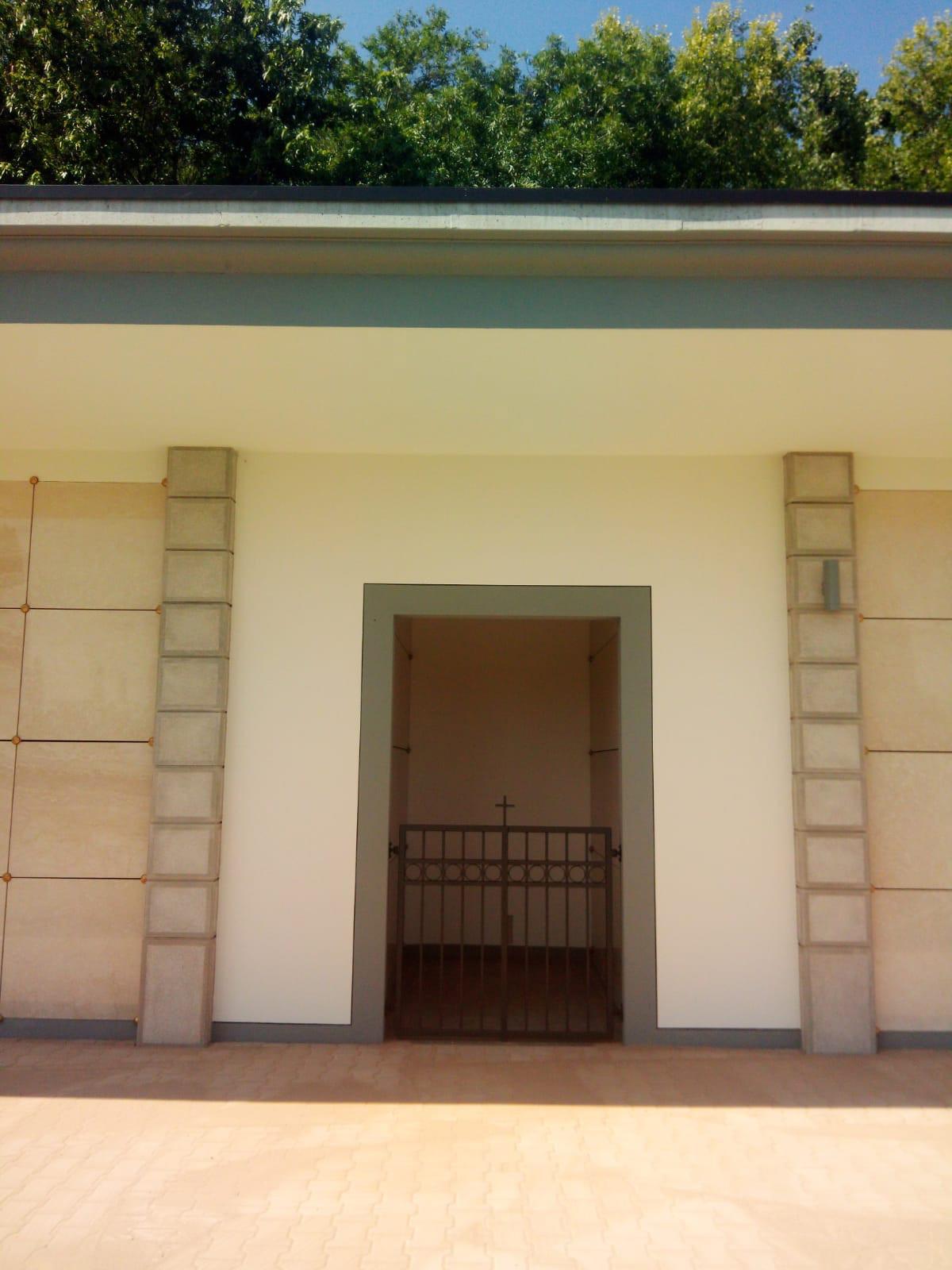 Perico-Renato-Trenzano (BS) - Cimitero comunale - Nuovi loculi 2