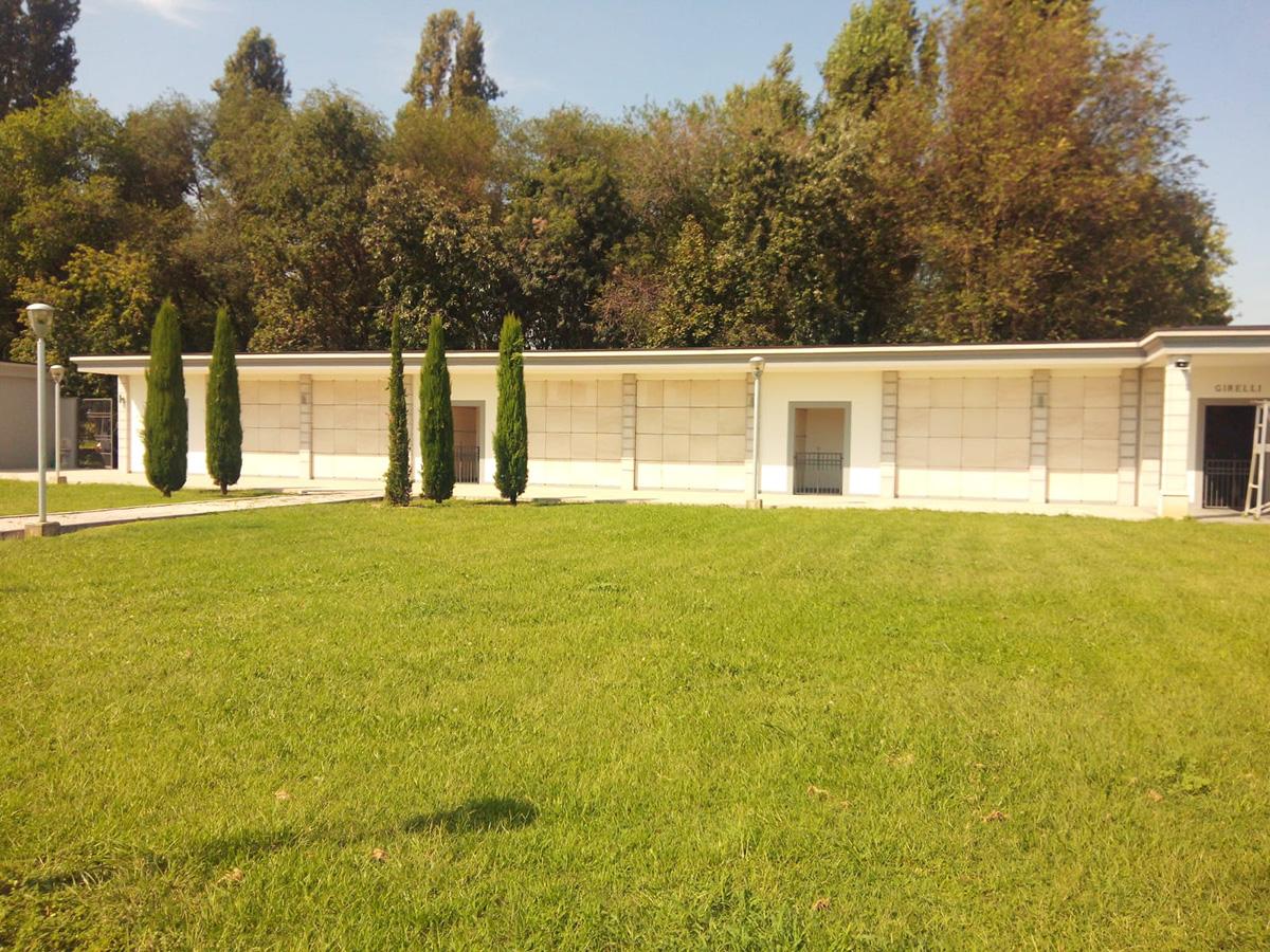 Perico-Renato-Trenzano (BS) - Cimitero comunale - Nuovi loculi 4