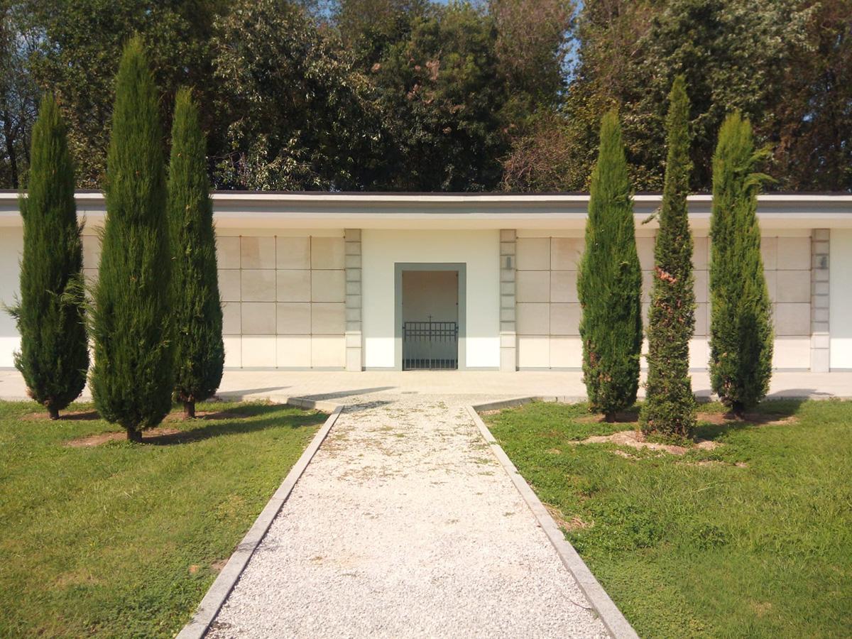 Perico-Renato-Trenzano (BS) - Cimitero comunale - Nuovi loculi 7