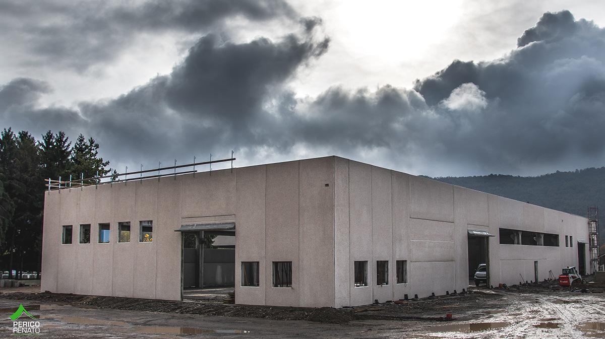 Perico-Renato-Zandobbio (BG) - Dihema - Capannone industriale 1
