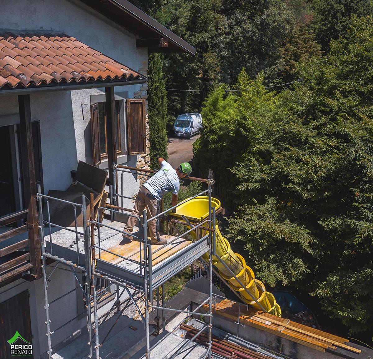 Perico-Renato-Astino (BG) - Edilizia privata - Ristrutturazione 5