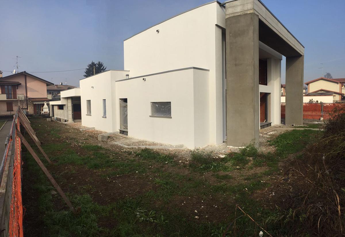 Perico-Renato-Cologno al Serio (BG) - Edilizia privata 3