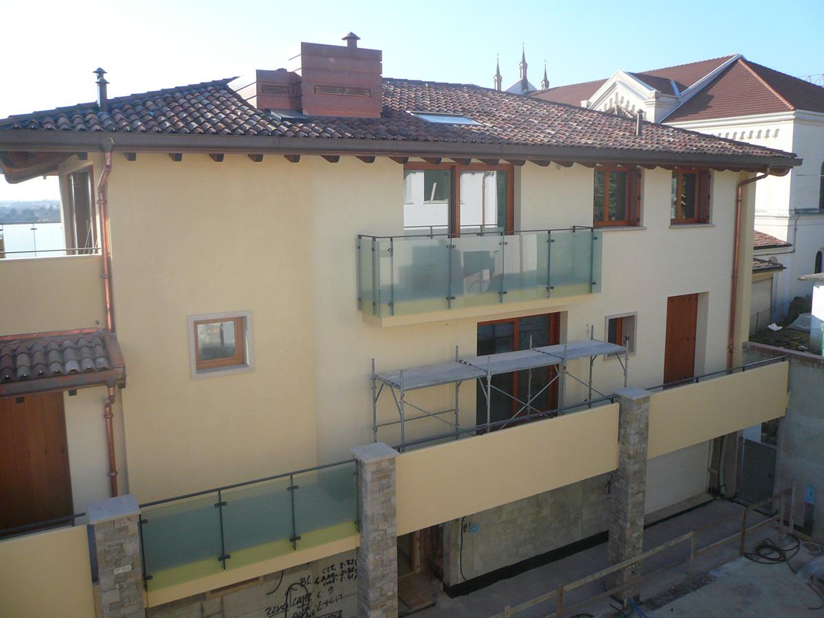 Torre de Roveri (BG) – Borgo Villa Astori – Nuove costruzioni 8