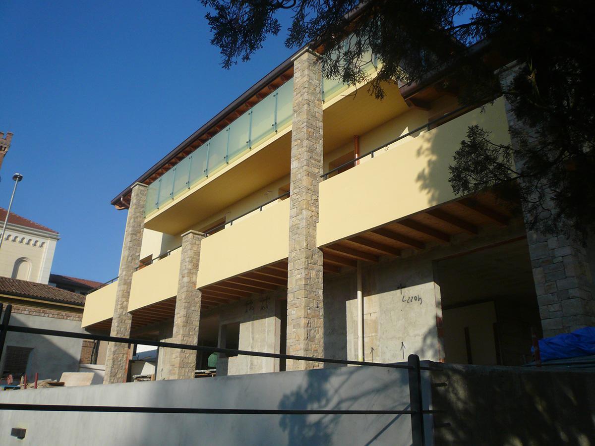 Torre de Roveri (BG) – Borgo Villa Astori – Nuove costruzioni 7