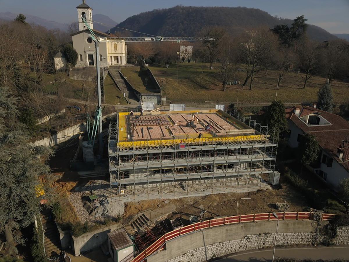 Trescore Balneario (BG) – Edilizia privata – Nuova costruzione 5
