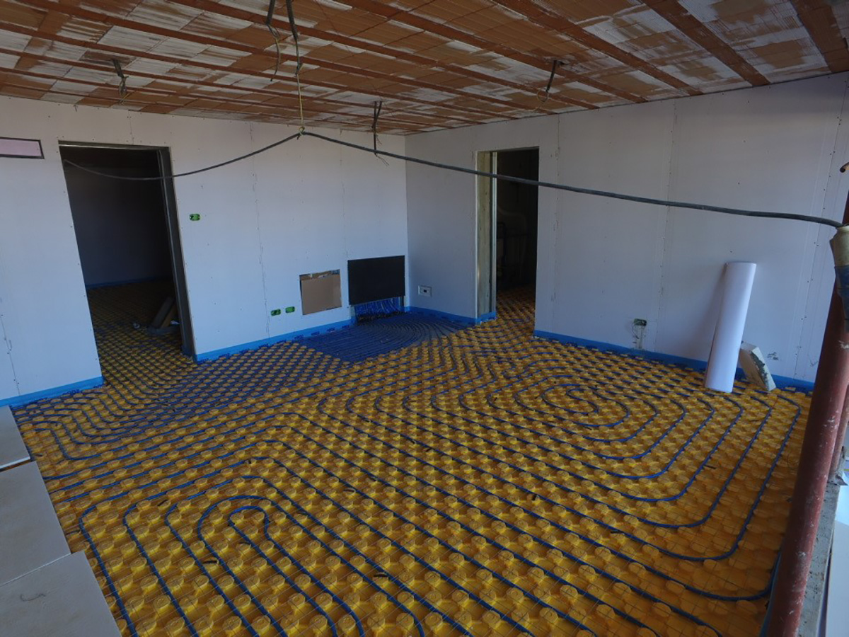 Trescore Balneario (BG) – Edilizia privata – Nuova costruzione