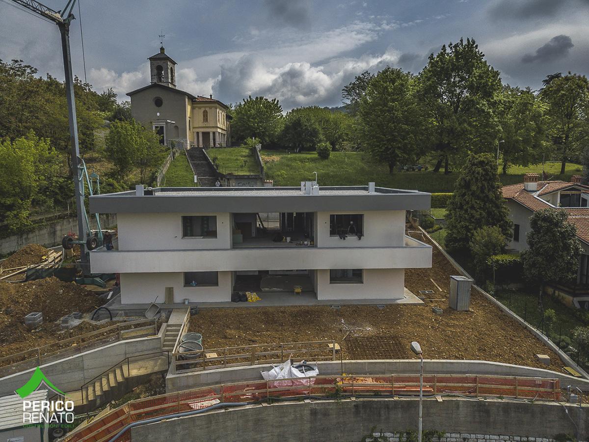 Trescore Balneario (BG) – Edilizia privata – Nuova costruzione 1