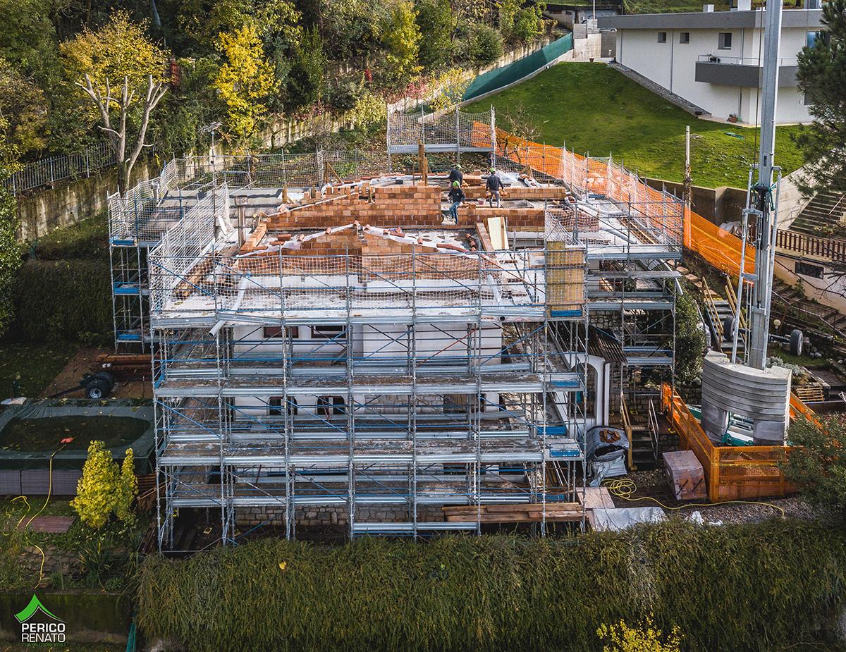 Trescore Balneario (BG) – Edilizia privata – Rifacimento copertura 12