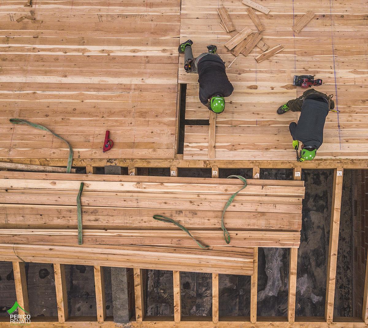 Trescore Balneario (BG) – Edilizia privata – Rifacimento copertura 9