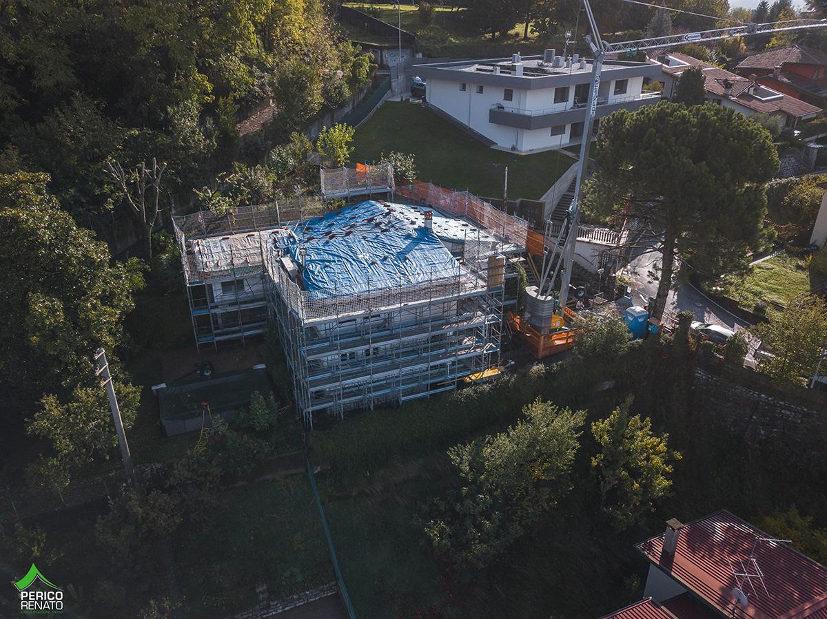 Trescore Balneario (BG) – Edilizia privata – Rifacimento copertura 15