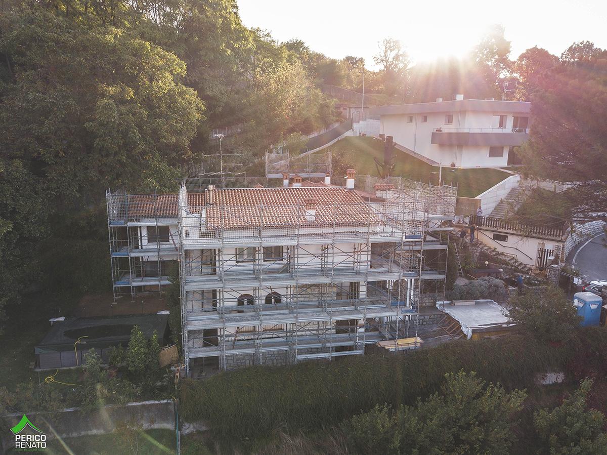 Trescore Balneario (BG) – Edilizia privata – Rifacimento copertura 20