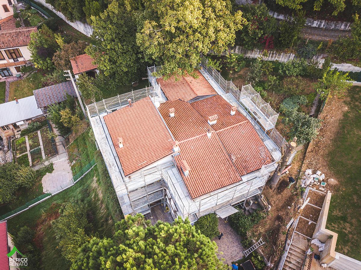 Trescore Balneario (BG) – Edilizia privata – Rifacimento copertura 19