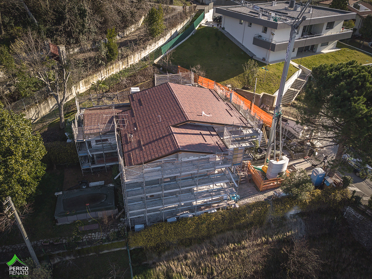 Trescore Balneario (BG) – Edilizia privata – Rifacimento copertura 18