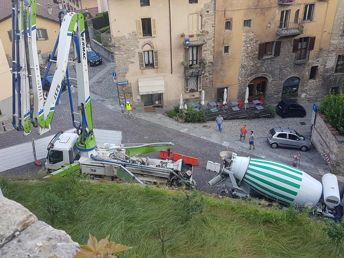 Perico-Renato-Bergamo, Città Alta - Bastione San Lorenzo 12