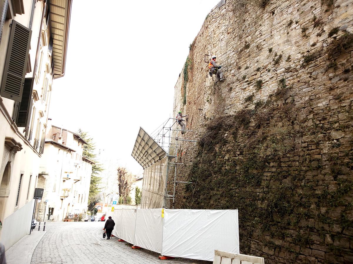 Perico-Renato-Bergamo, Città Alta - Bastione San Lorenzo 2