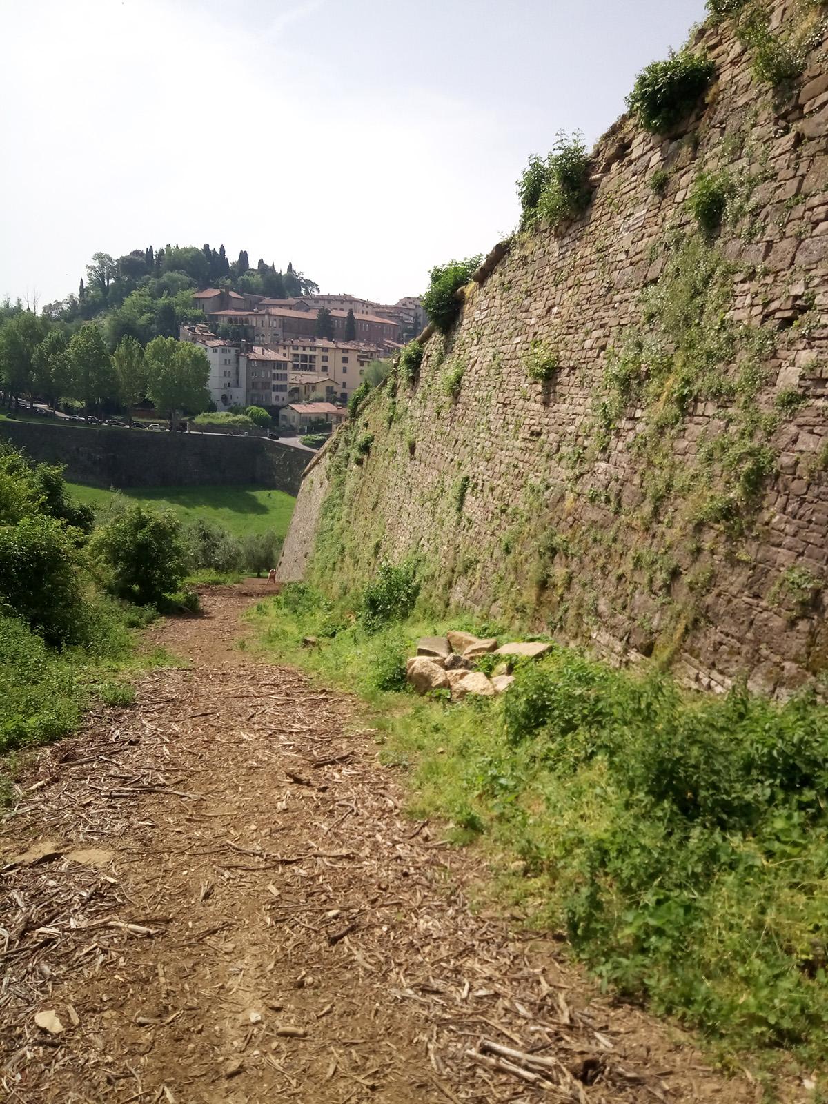 Perico-Renato-Bergamo, Città Alta - Mura venete - Restauro 19
