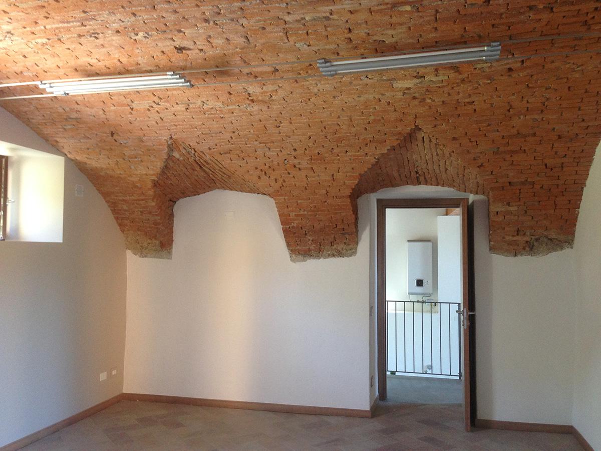 Cazzano Sant'Andrea (BG) – Ca' Manì – Risanamento conservativo