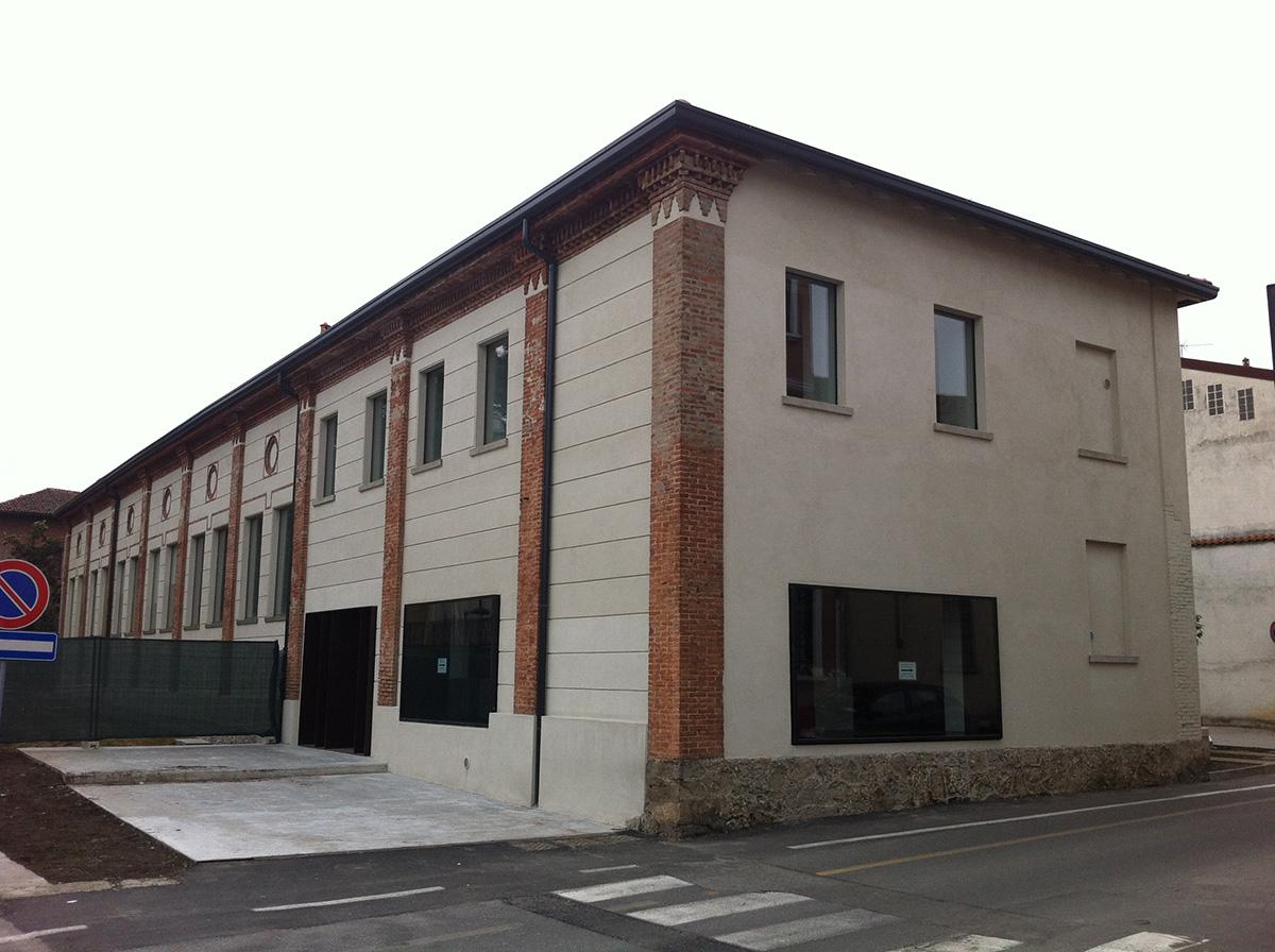Perico-Renato-Grezzago (MI) - Biblioteca - Risanamento 2