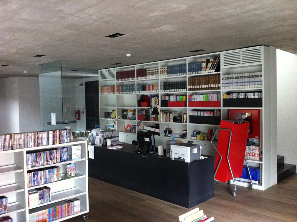 Perico-Renato-Grezzago (MI) - Biblioteca - Risanamento 21