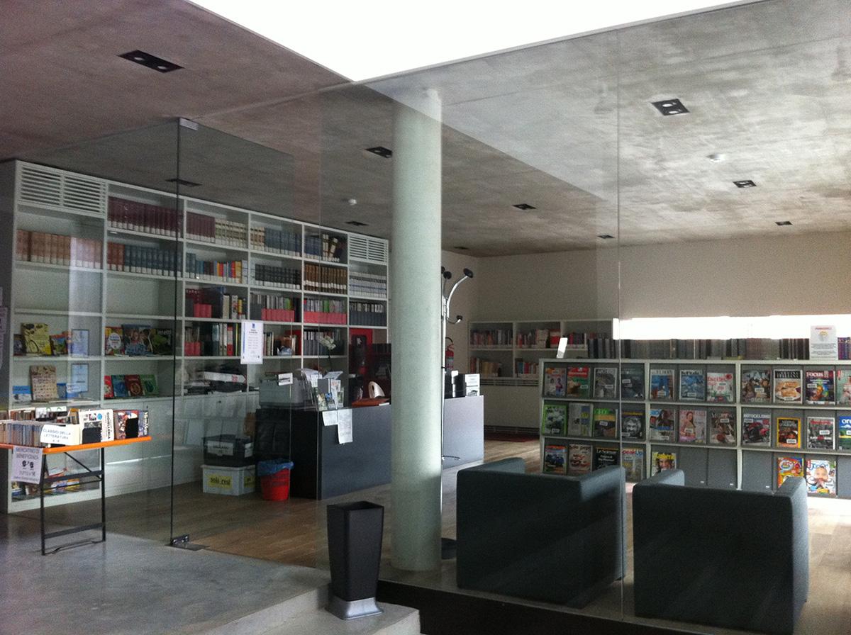 Perico-Renato-Grezzago (MI) - Biblioteca - Risanamento 3