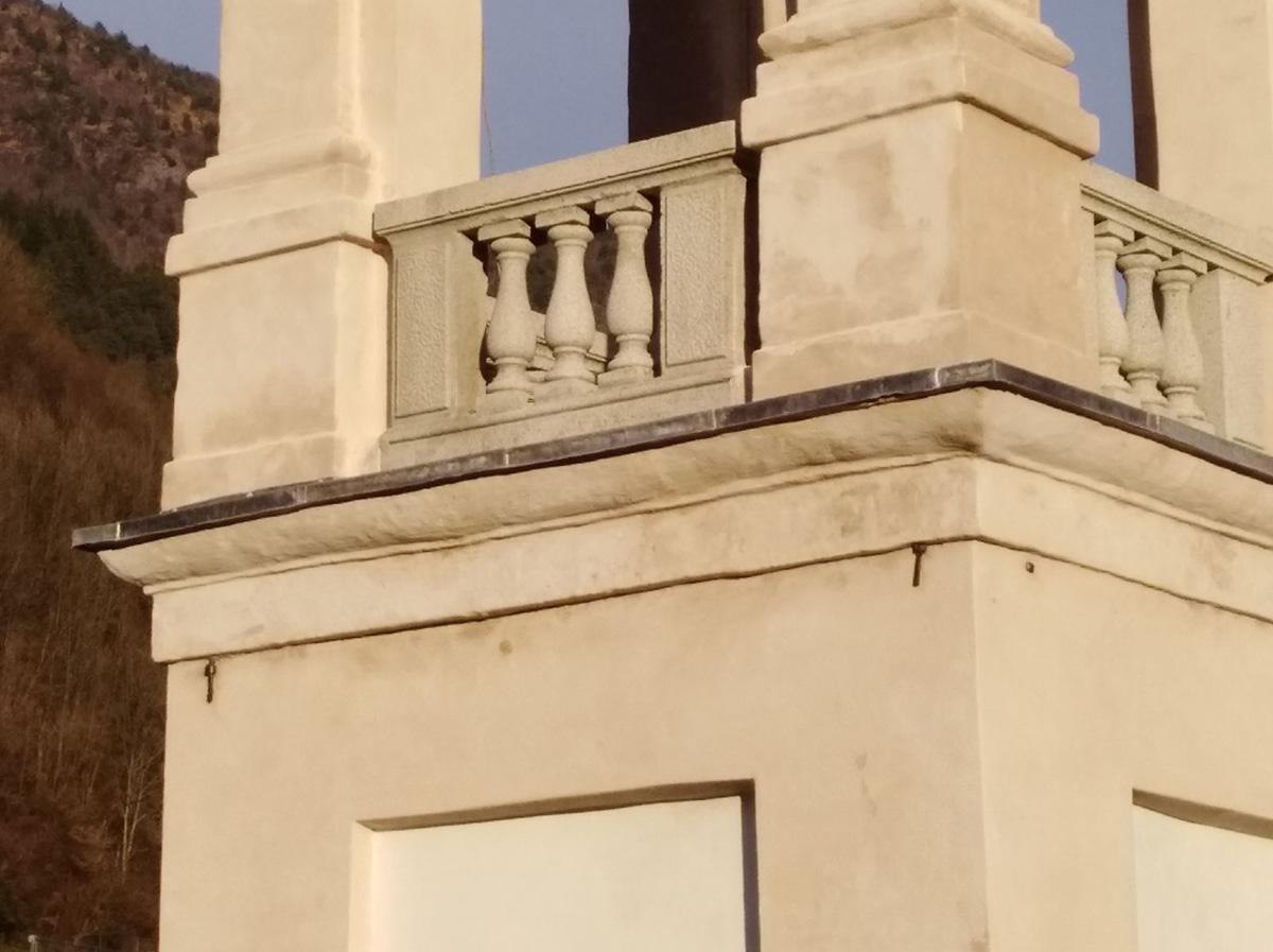 Perico-Renato-Valnegra (BG) - Campanile - Consolidamento e restauro 2