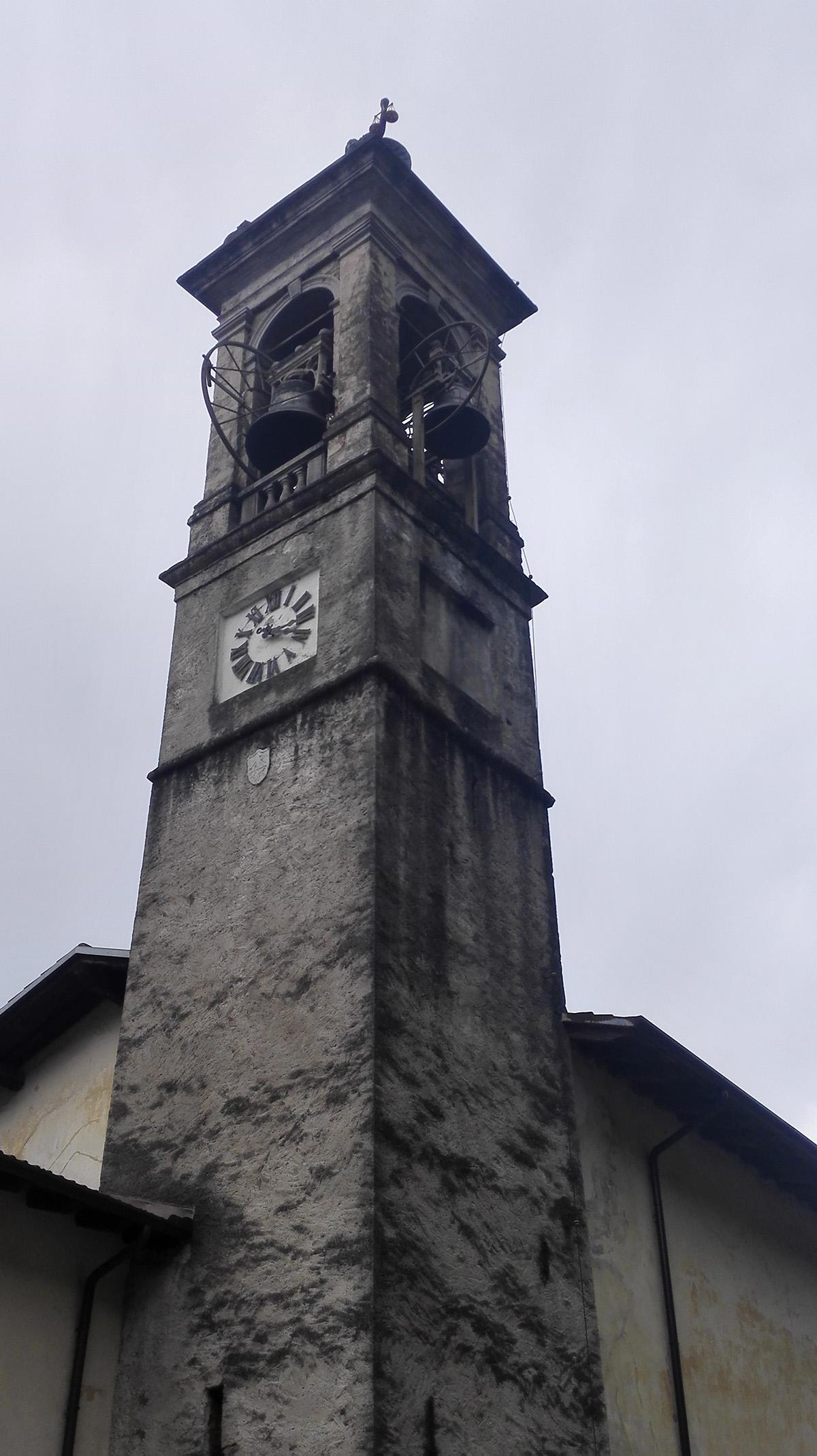 Perico-Renato-Valnegra (BG) - Campanile - Consolidamento e restauro 6
