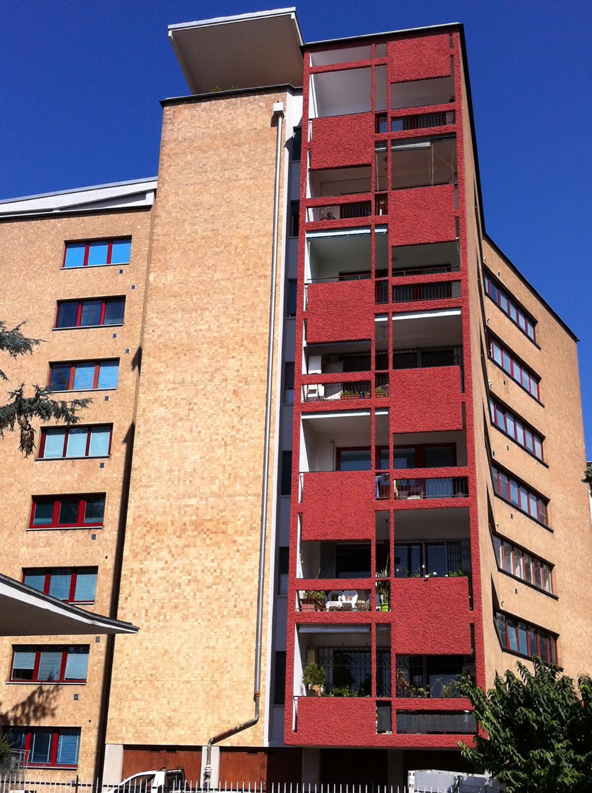 Perico-Renato-Bergamo - Condominio Edildalmine - Risanamento facciate 3