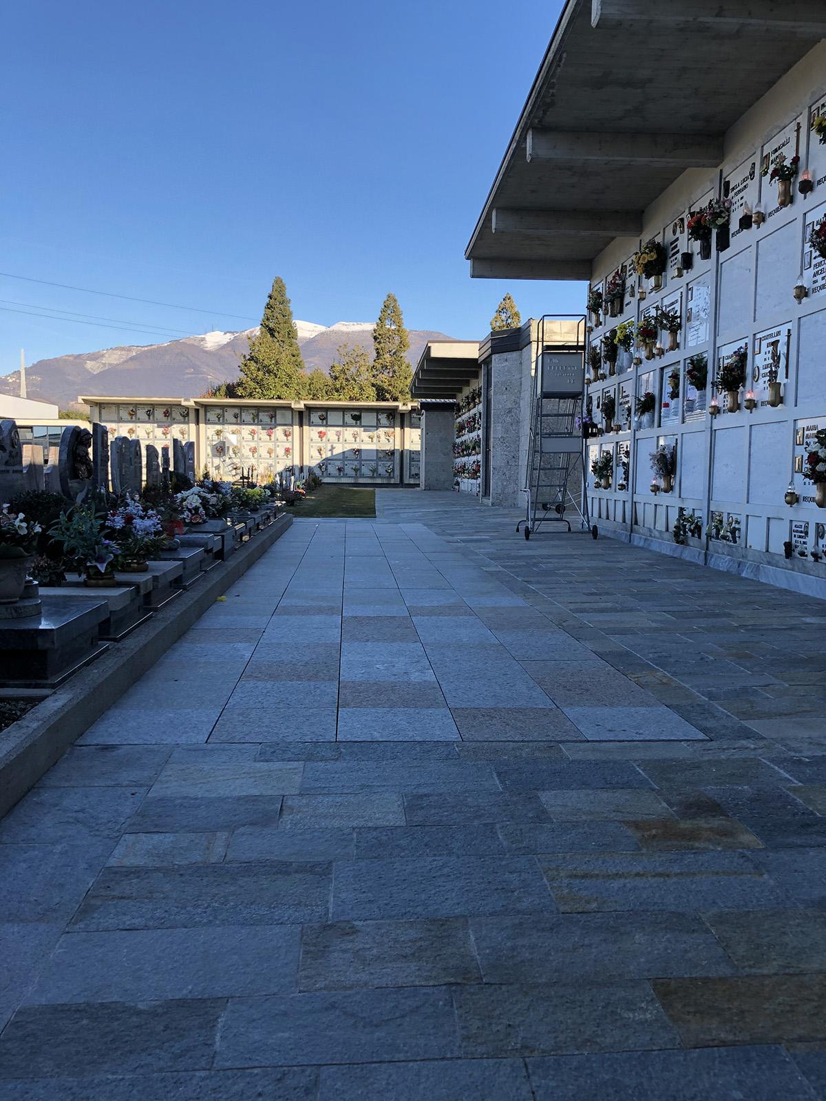Perico-Renato-Ambivere (BG) - Cimitero comunale - Ristrutturazione 12
